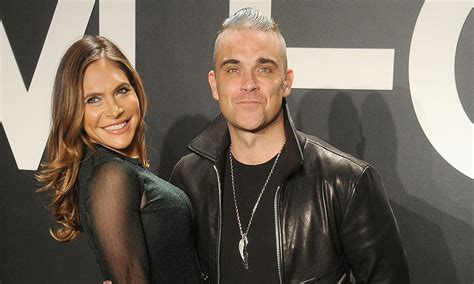 Robbie Williams's wife Ayda Field shares brand new video