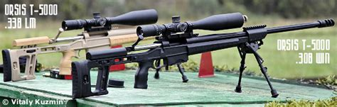 New Russian Precision Rifles at Armourers' Day Sniper