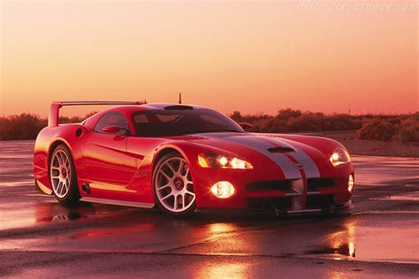 2000 Dodge Viper GTS/R Concept - Images, Specifications