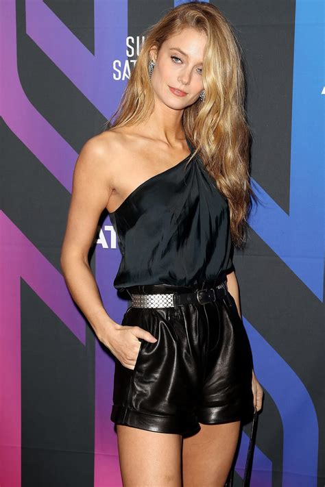 Kate Bock attends AT&T Super Saturday Night - Leather