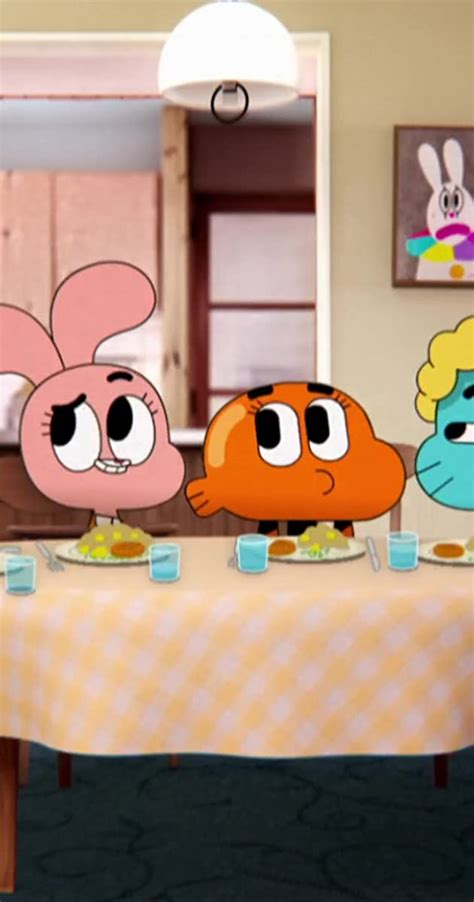"""""""The Amazing World of Gumball"""" The End (TV Episode 2011"""