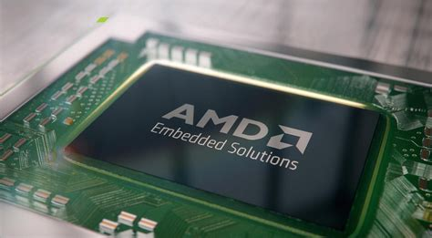 AMD's Excavator CPU, DDR4 memory debut in embedded markets
