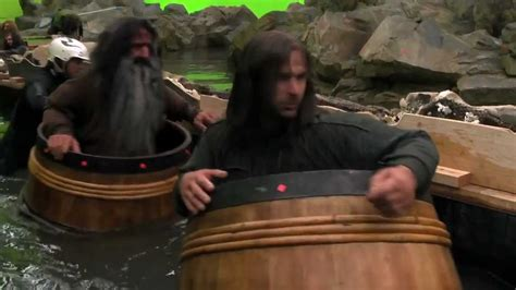 The Hobbit Production Video #7 [HD] Behind the Scenes with