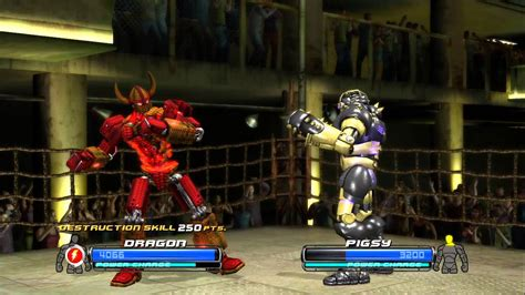 Real Steel The Game: All DLC Fights (Xbox 360) [HD] - YouTube
