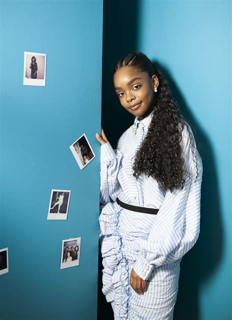 At just 14, Marsai Martin is a Hollywood mogul in the