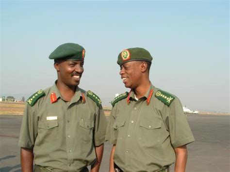 The Untold Stories: What does the recent Rwandan Military