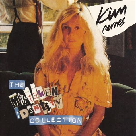 Kim Carnes - The Mistaken Identity Collection (1999, CD